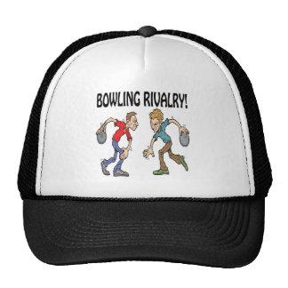 Bowling Rivalry Trucker Hat