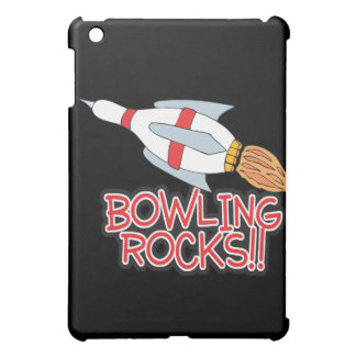 bowling rocks pin rocket case for the iPad mini
