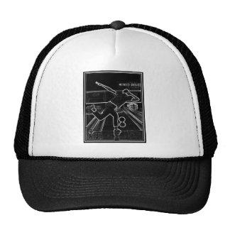 Bowling Roller Trucker Hat