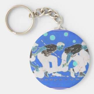 Bowling Sequence Keychain