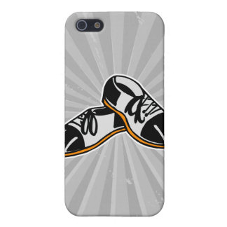 bowling shoes cartoon graphic case for iPhone SE/5/5s