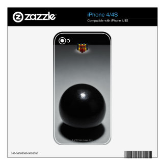 Bowling Skin For iPhone 4S