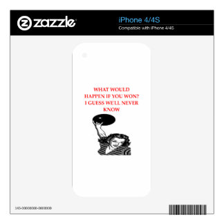 BOWLING SKINS FOR iPhone 4