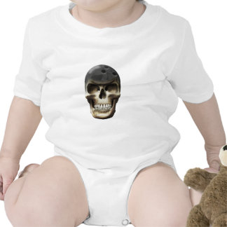 Bowling Skull Bodysuits