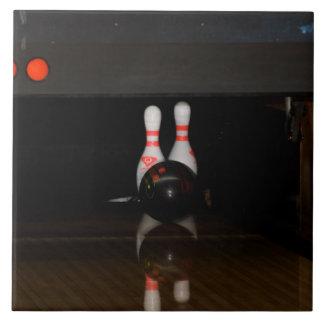 Bowling Spare Ceramic tile