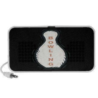 Bowling iPhone Speakers