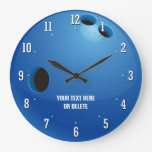 Bowling | Sport Gifts Large Clock