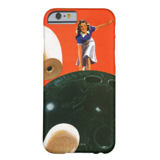 Bowling Strike Barely There iPhone 6 Case