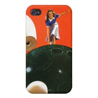 Bowling Strike iPhone 4/4S Cover