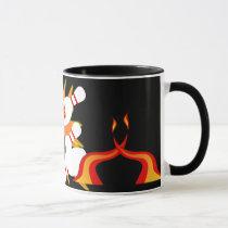 bowling strike -mug mug