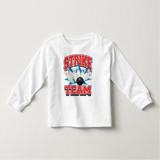 Bowling Strike Team Toddler T-shirt