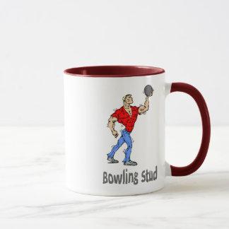Bowling Stud Mug