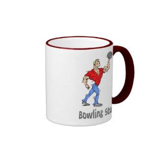 Bowling Stud Ringer Coffee Mug