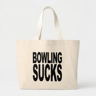 Bowling Sucks Tote Bag