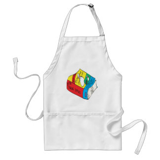 Bowling Supplies Adult Apron