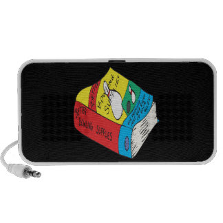 Bowling Supplies Mp3 Speakers