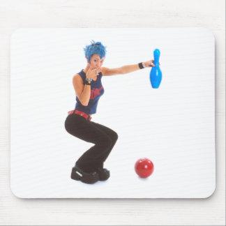 Bowling_Tashina Mouse Pad