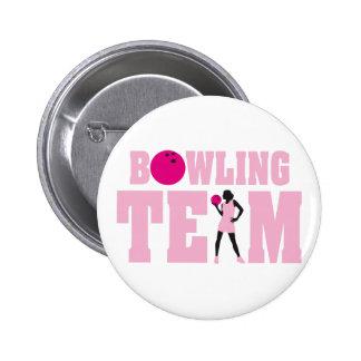 bowling team woman bowling female player