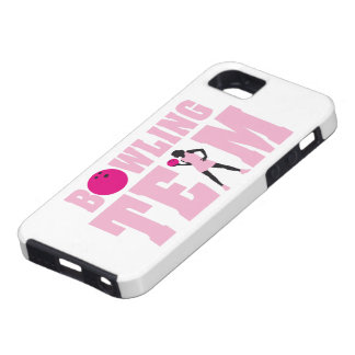 bowling team woman female bowling more player iPhone SE/5/5s case
