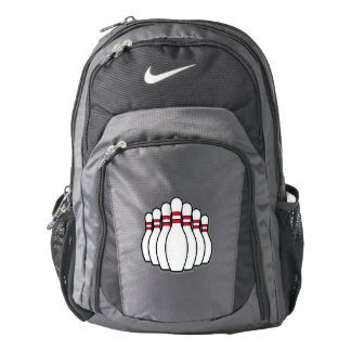 Bowling Ten Pins Nike Backpack