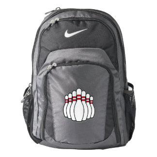 Bowling Ten Pins Nike Backpack