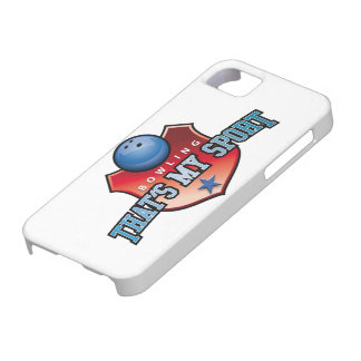 bowling - that's my sport iPhone SE/5/5s case