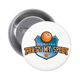 bowling - that's my sport pins