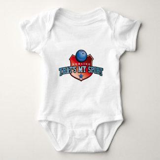 bowling - that's my sport t shirt