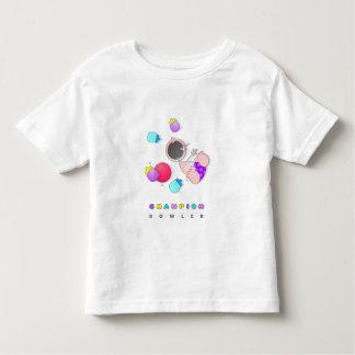Bowling Toddler T-shirt