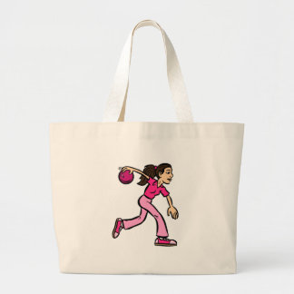 Bowling Tote Bags
