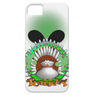 Bowling turkey iPhone 5 cover