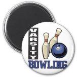 Bowling Varsity Magnet