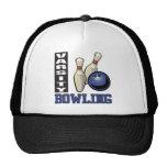 Bowling Varsity Mesh Hat