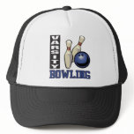 Bowling Varsity Trucker Hat
