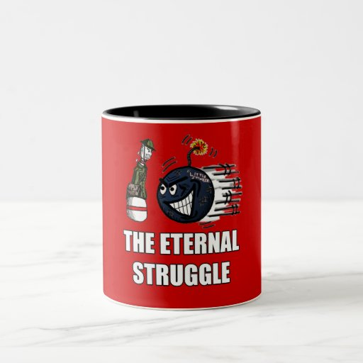 Bowling-War Mug