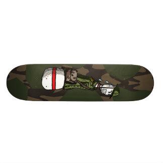 Bowling-War-Skateboard Skateboard