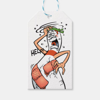 Bowling War Stories Gift Tags