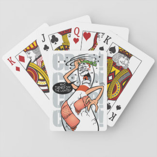 Bowling War Stories Playing Cards