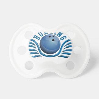 bowling wings chupetes para bebés