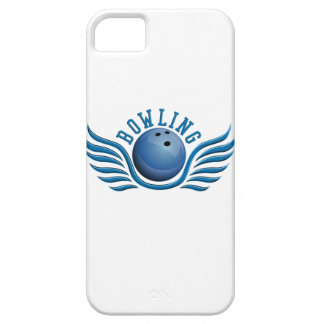 bowling wings iPhone SE/5/5s case