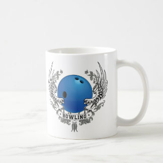 Bowling Wings Mug