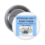 BOWLING winner Buttons