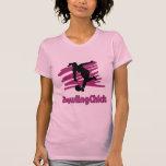 BowlingChick Logo T Shirt
