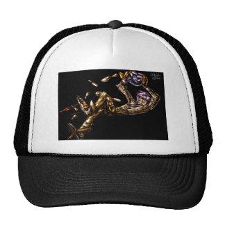 bowlingmad2 trucker hat