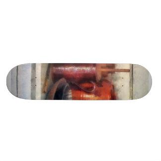 Bowls, Basket and Wooden Spoons Skateboard Deck