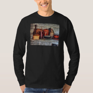 Bowls, Basket and Wooden Spoons T Shirt
