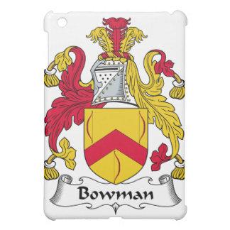 Bowman Family Crest Case For The iPad Mini