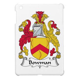 Bowman Family Crest iPad Mini Cover