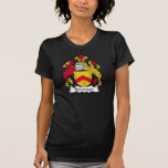 Bowman Family Crest T Shirts