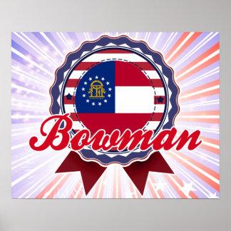 Bowman GA Posters